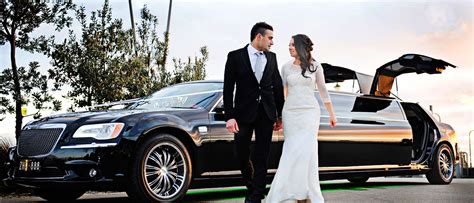 Wedding Limo by Luxury Wedding Limousines Hire Melbourne