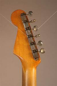 Ef8846 Fender 1960 Stratocaster Body With 1963 Neck 1960
