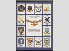 SADF Ranks South African Military Veterans Organisation USA