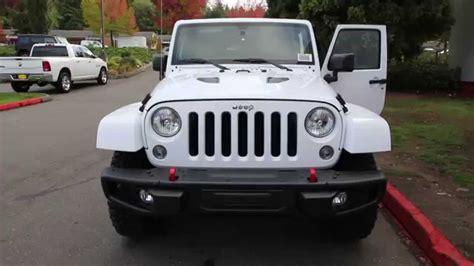 jeep sahara 2016 white 2016 jeep wrangler unlimited sahara white gl100199