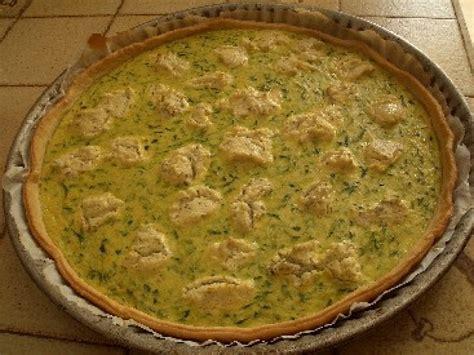 recette boursin cuisine la tarte au boursin et aux courgettes une recette savoureuse