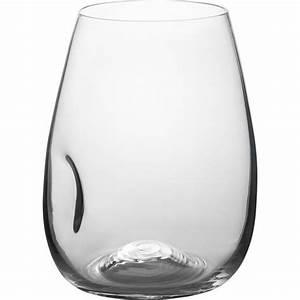Verre A Vin Sans Pied : ens 4 verres vin sans pied gem 460ml ares cuisine ~ Teatrodelosmanantiales.com Idées de Décoration