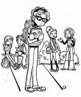 Dork Diaries Friends Lost Coloring Pages Diary Colouring Hollister Dorkdiaries Dorks Ve Middle Comes Mrs Template sketch template