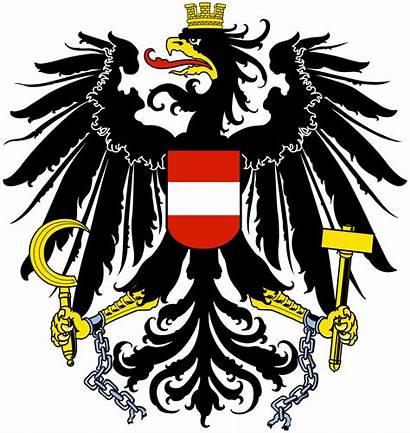Austria Wikipedia Chancellor Arms Coat Svg
