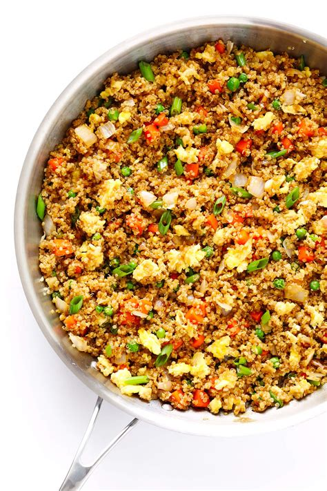 quinoa fried quot rice quot gimme some oven