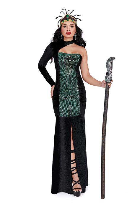 Mesmerizing Medusa Costume - Walmart.com