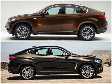 Bmw F16 X6 Vs Bmw E71 X6 Photo Comparison