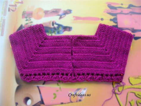 crochet sweater   year  girl craft ideas