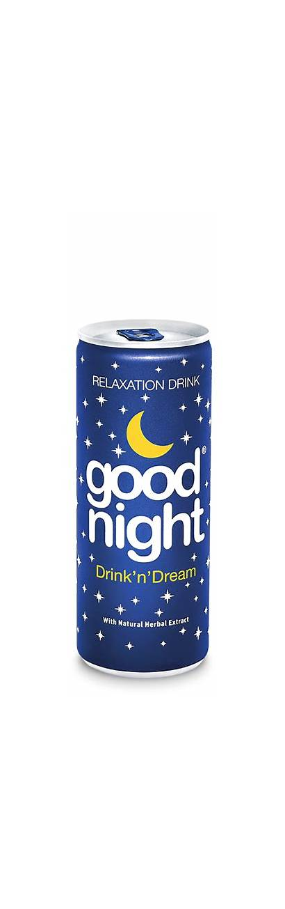 Drink Sleep Better Night Herbs Natural