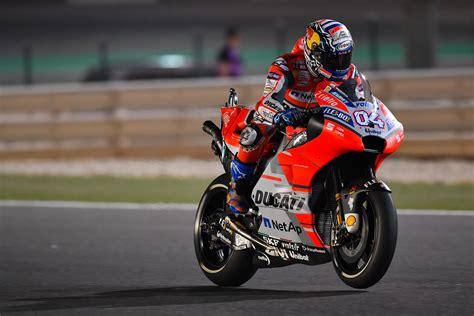 Dovizioso Wins Thrilling Motogp