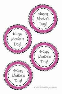 Fun MOTHER'S DAY gift idea - FREE Printables - DIY- Easy ...