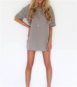 long t shirt dames