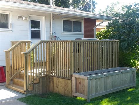 Can I Reasonably Build A Pergola On Top Of An 8'x12' Deck