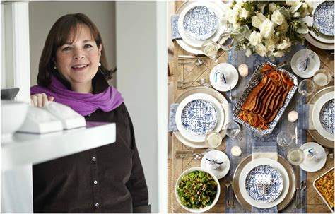 Ina Garten's Entertaining Tips  Williamssonoma Taste
