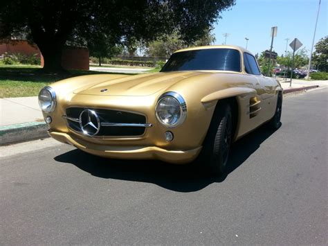Replica Cars For Sale by 1955 Mercedes 300sl Gullwing Replica For Sale