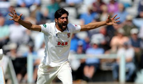 Mohammad Amir Takes Wicket Haul Against Yorkshire