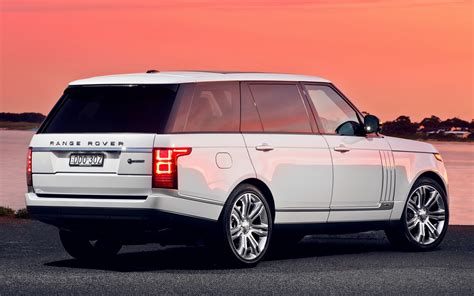range rover svautobiography lwb au wallpapers