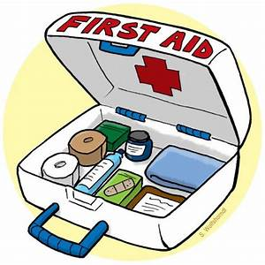 First Aid Kit Clip Art - Clipart Bay