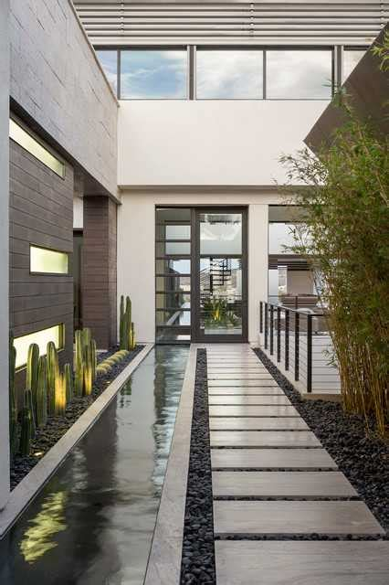 irresistible contemporary entrance designs  wont turn