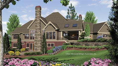 craftsman house plan   tasseler  sqft  beds