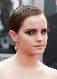 Emma Watson Premiere Deathly Hallows