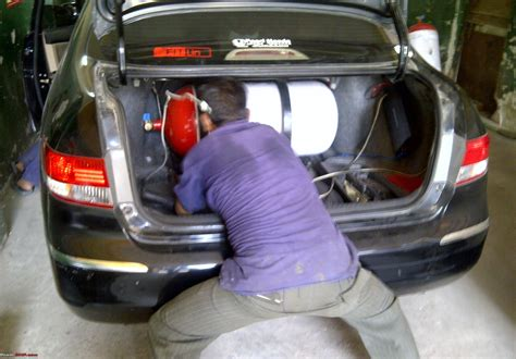 High End Cars With Cng/lpg Kits ?