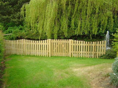 pictures of garden fences garden fencing hartlington fencing supplies