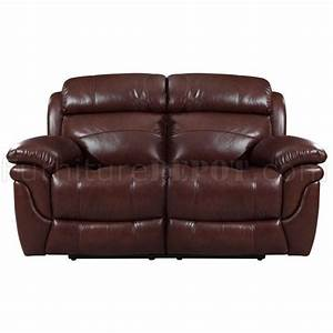 Edinburgh Sofa  U0026 Loveseat Set Brown By Leather Italia W  Options