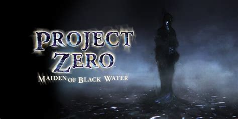 project  maiden  black water wii  games nintendo