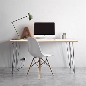Hairpin Legs Baumarkt : the hairpin leg co desk dining tables ~ Michelbontemps.com Haus und Dekorationen
