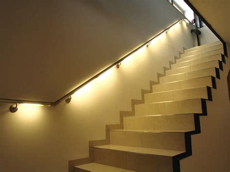 Treppe Handlauf Holz by Licht Handlauf Linus