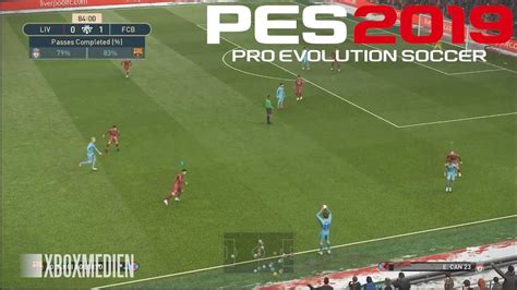 pes 2019 amazing realism real broadcast hd xbox one pc ps4