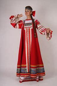 русский народный костюм сценарий