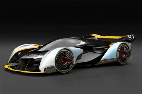 Mclaren Ultimate Vision Gran Turismo Concept (2017) For