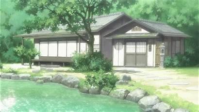Anime Yuri Scenery Yuru Water Tea Giphy