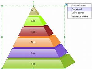 Radial Bar Chart In Excel Printable Pyramid Templates