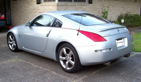 2007 Nissan 350z Overview