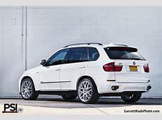 Custom BMW X5 50 built by Precision Sport