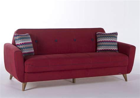 Seat Sleeper by Nora 3 Seat Sleeper Zigana Marsala Istikbal Furniture