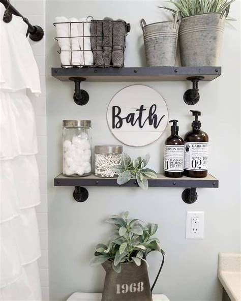 This is why it's one of the more popular accent wall choices. 21 Trendy Bathroom Wall Decor Ideas To Add Elegance To Your Bathroom