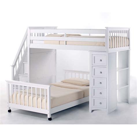 loft bed with desk full loft bed with desk white purple white bedroom design
