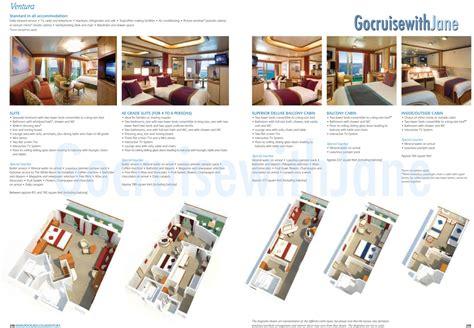 deck plans 2011 p o cruises 2012 2013 deck plans