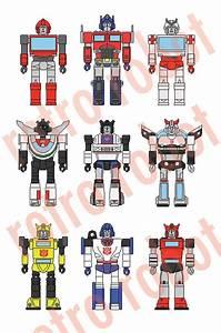 Autobots G1 List