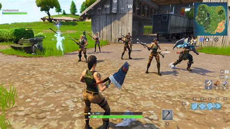Sony Gives Into Fan Pressure Opens Fortnite Cross Play On