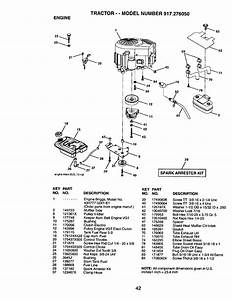 Craftsman 917276050 User Manual Tractor Manuals And Guides