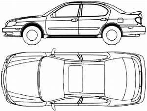 Sketches Of Nissan Altimas