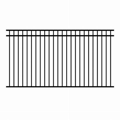 Fencing Aluminium Stratco Fence Fences Garden Pool