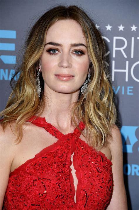 Emily Blunt – 2015 Critics Choice Movie Awards in Los ...