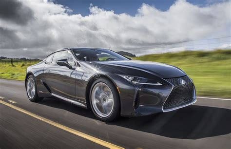 The 2021 Lexus LC 500h Is More Than a Midlife Crisis Car