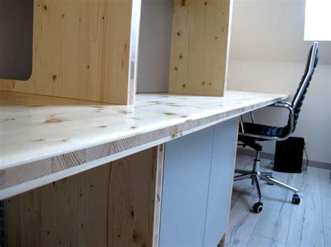 fabriquer bureau sur mesure fabrication d 39 un bureau sur mesure dans le 64 laurentin